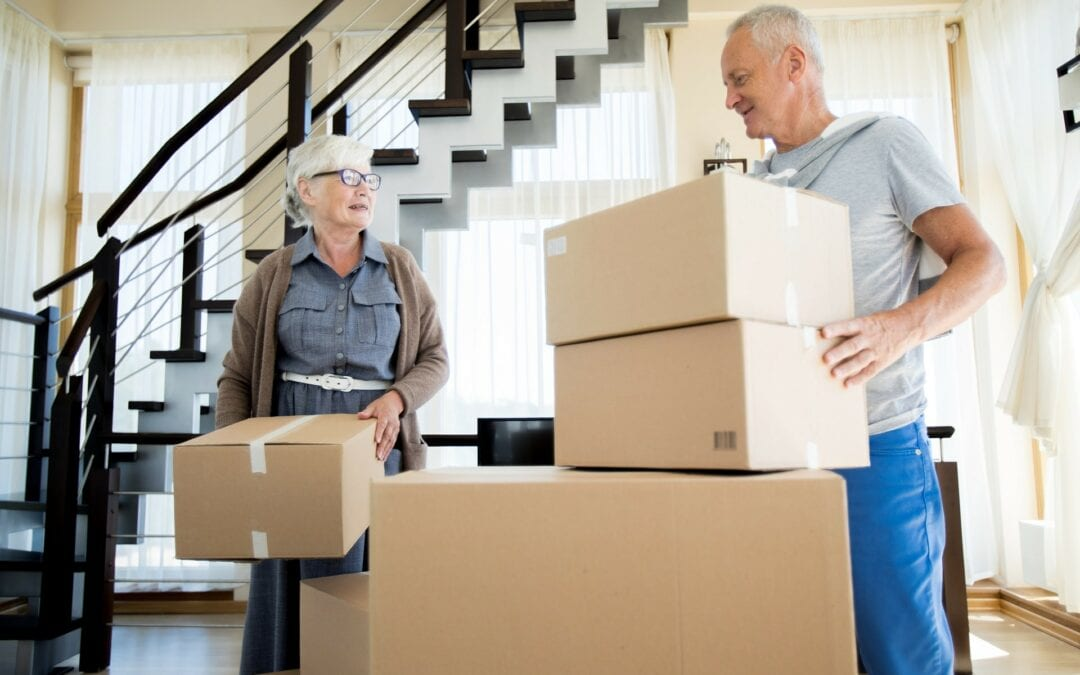 Packing Checklist for Your Move to Assisted Living