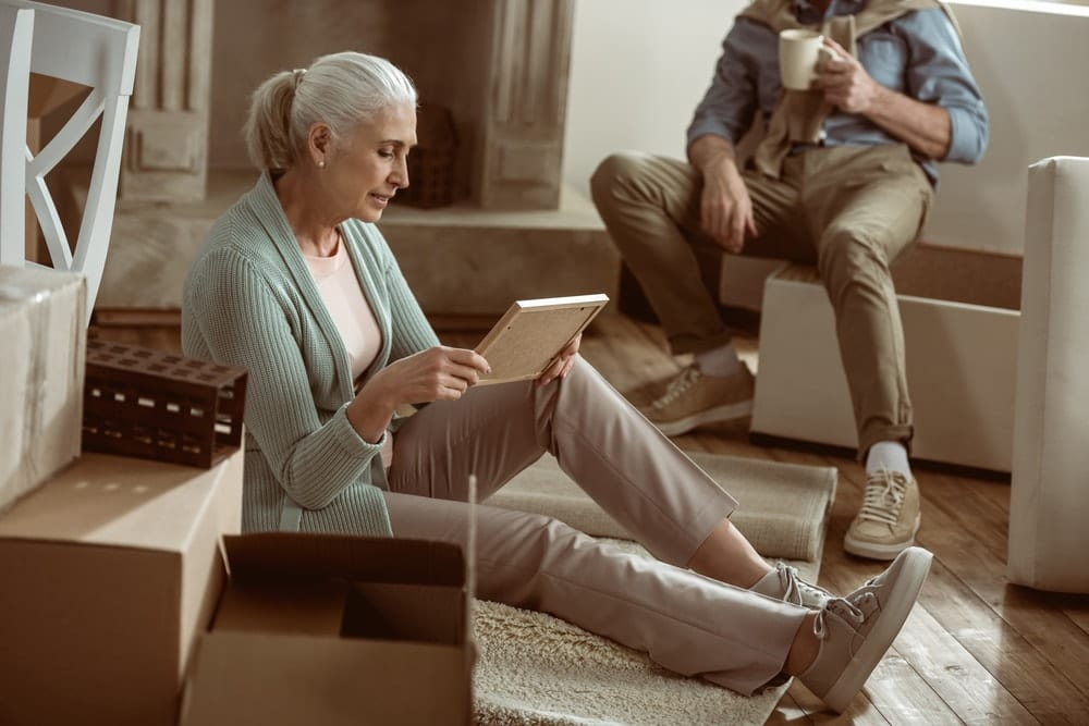 Can mom take her furniture to assisted living?
